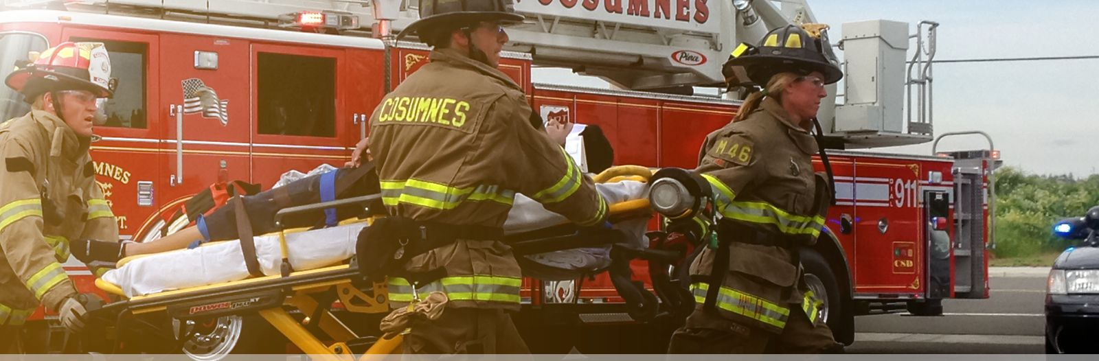 Cosumnes Fire Department Partners With The Fire Data Lab