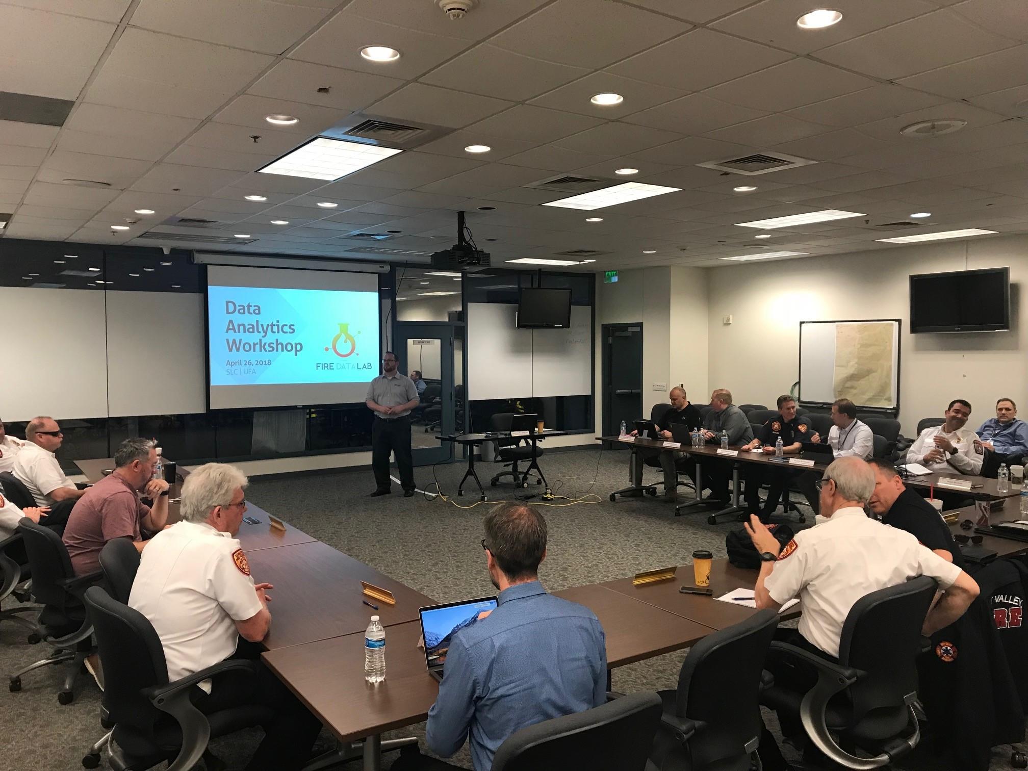 Utah Fire Data Lab Workshop